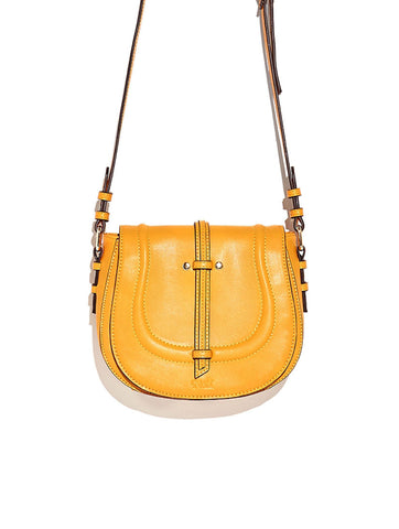 Mustard Shoulder Bag
