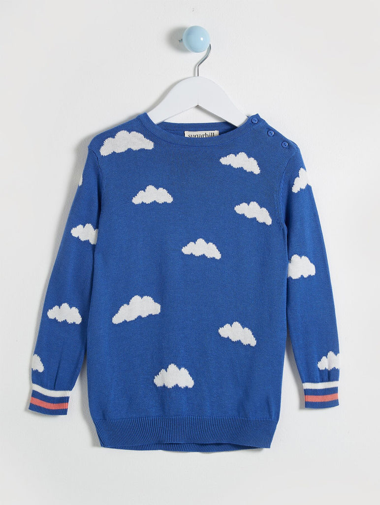 Nico Mini Me Summer Skies Sweater