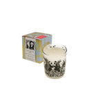 Panda Party Bamboo and Olive Blossom Candle