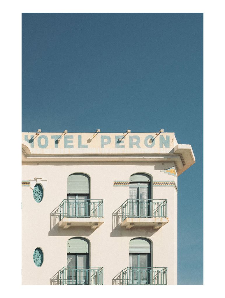 Hotel Peron Poster