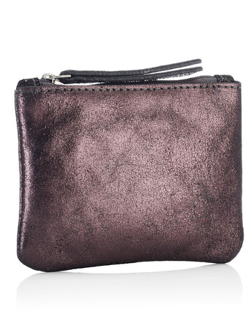 Coin Purse Pewter