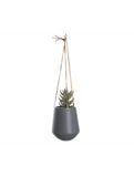 Hanging Pot Warm Grey