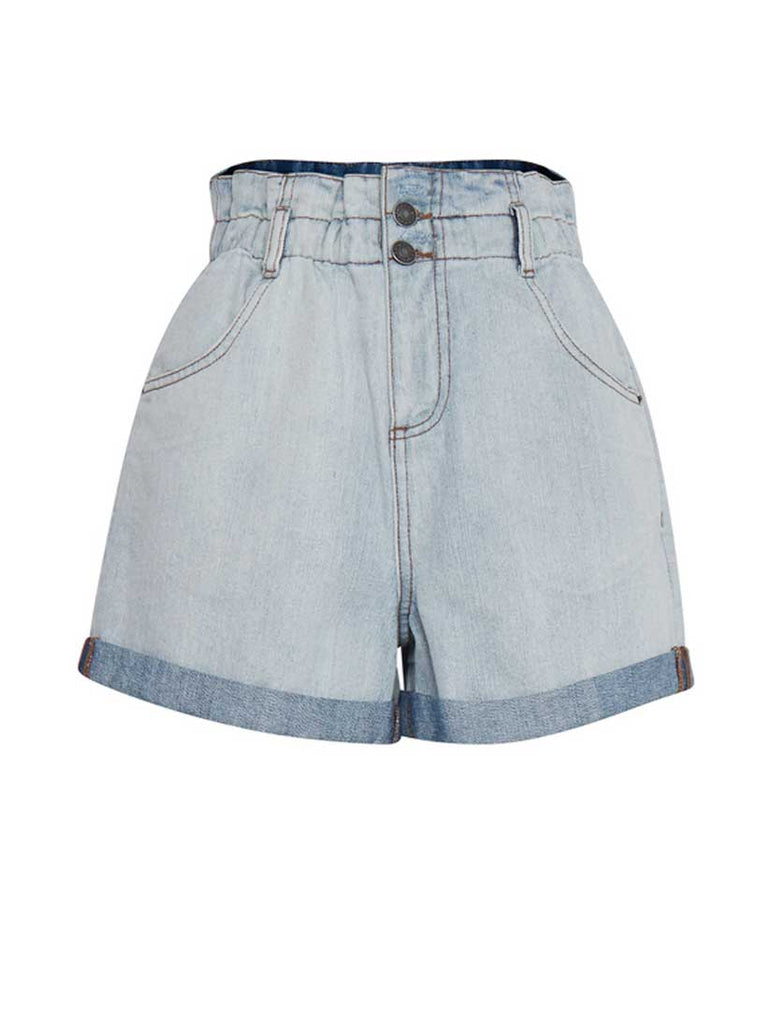 Plazy Bleached Short