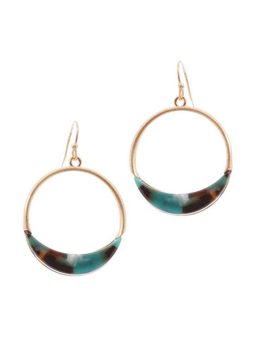 Hoop Multi Earrings