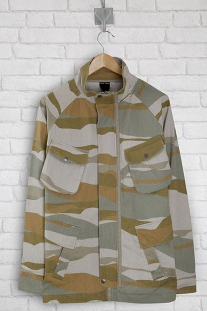 Roamers & Seekers desert camo jacket