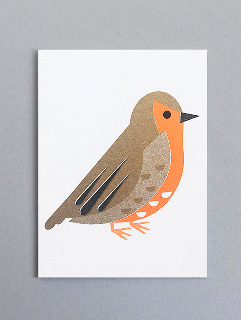 Robin Mini Card