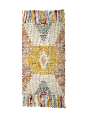 Rug Multicolour Wool