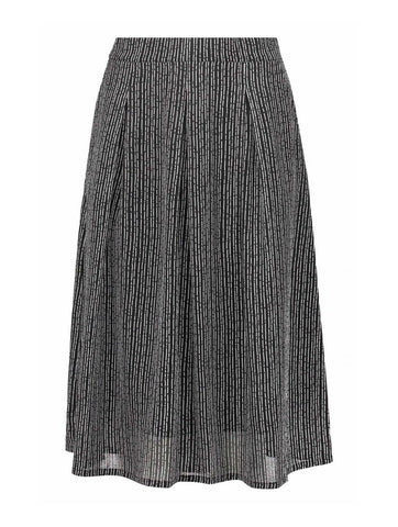 Saskia Stripe Skirt