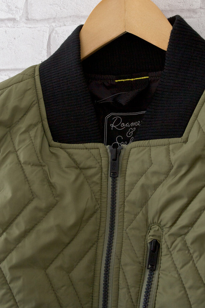 Search Quilted Gilet