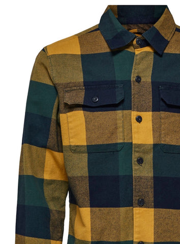 Loose Reed Overshirt Check