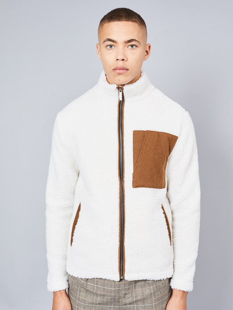 Cheviot Sherpa Jacket