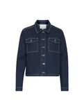 Sirius Denim Jacket Dark Blue