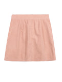 Jupe Cord Skirt Rose