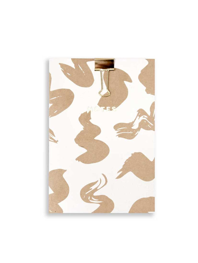 Squirm Notebook