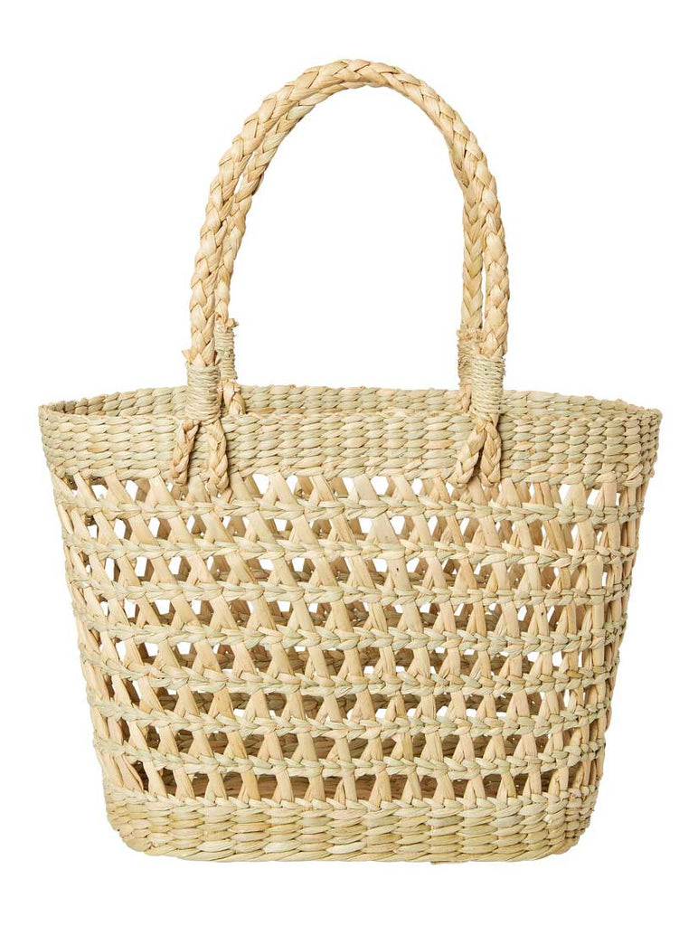 Kimie Straw Bag Nature