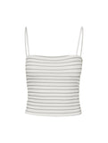 Mille Crop Top Stripe