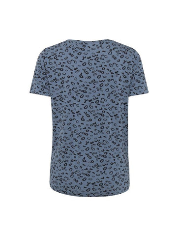 Lisa Tee Blue Mirage