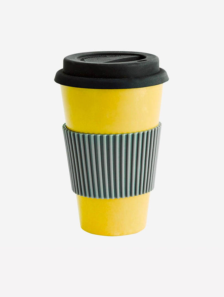 To Go Cup Yellow