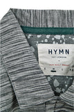 Hymn Space-dye fabric shirt