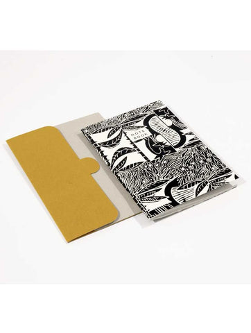 Tropic Notebook and Folder