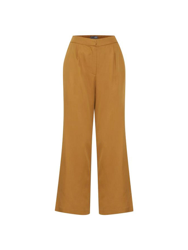 Vizta Pants Golden Brown
