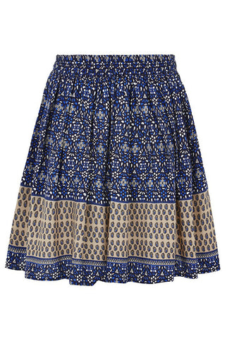 Favna Border Multi Skirt