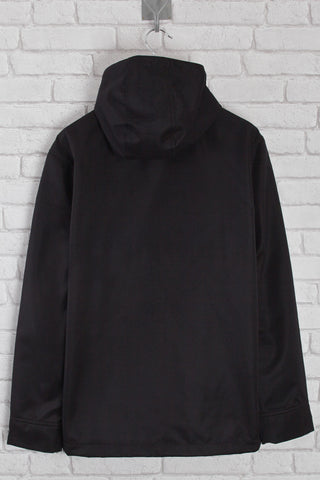 Wanderlust Hooded Jacket Black