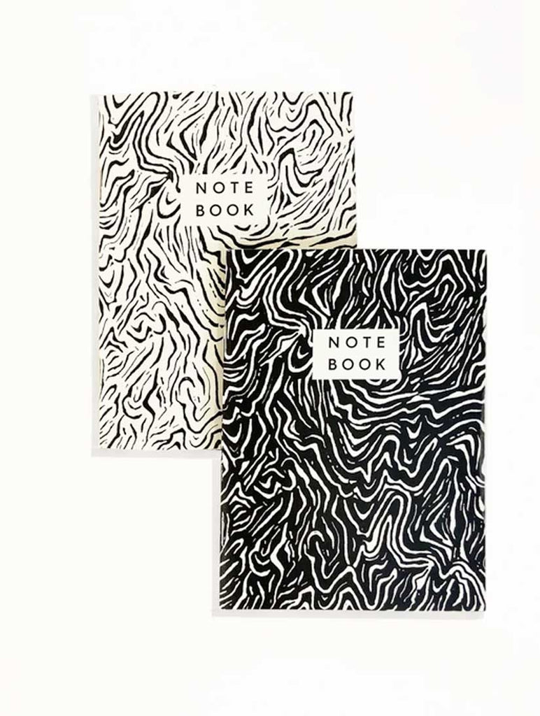 Waves Notebook Set of 2