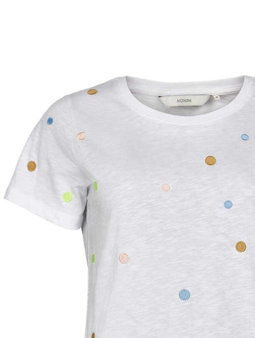 Albinia T-Shirt Bright White