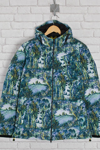 Wild Padded Down Technical Jacket