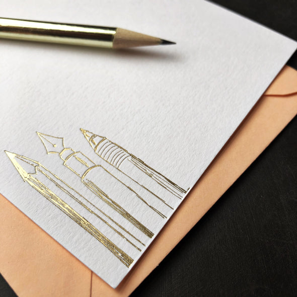 Note Card Writing Set