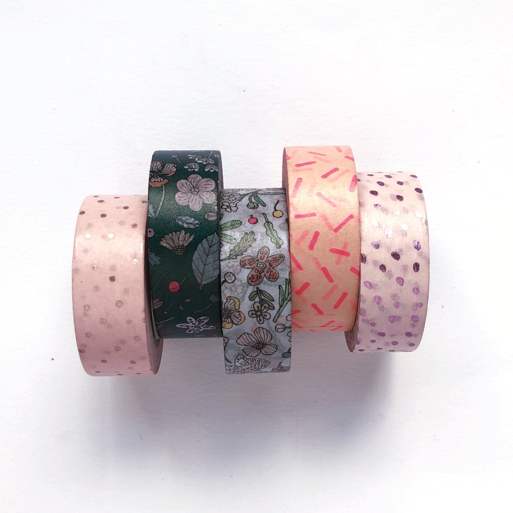 Luxury Washi Tape