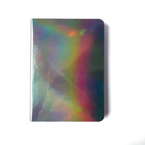 Holographic Bullet Journal Notebook