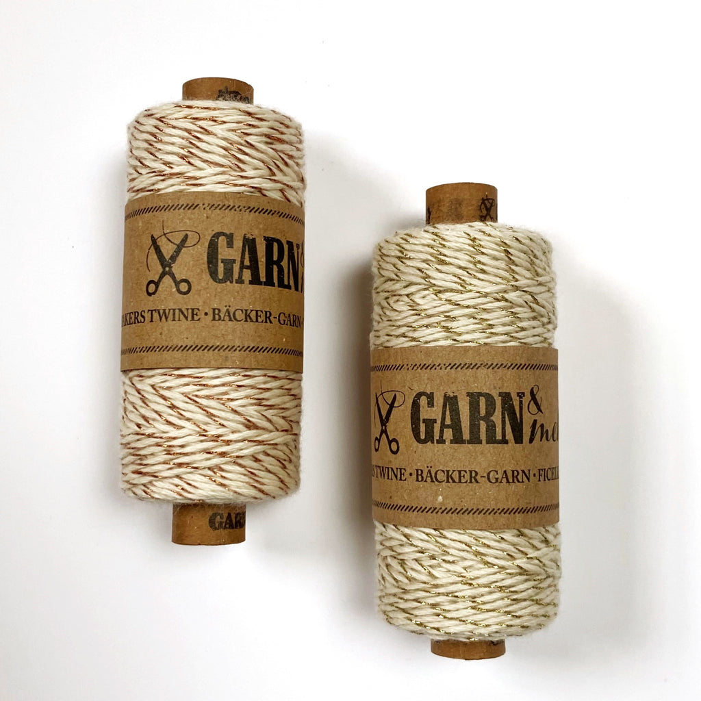Copper Twist Twine