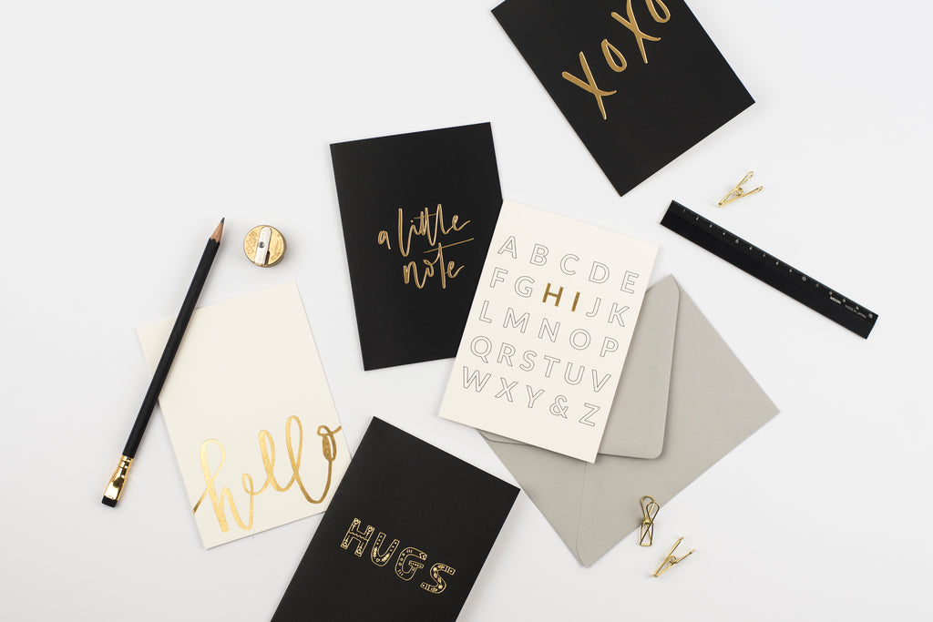 pretty post all occasion card pack