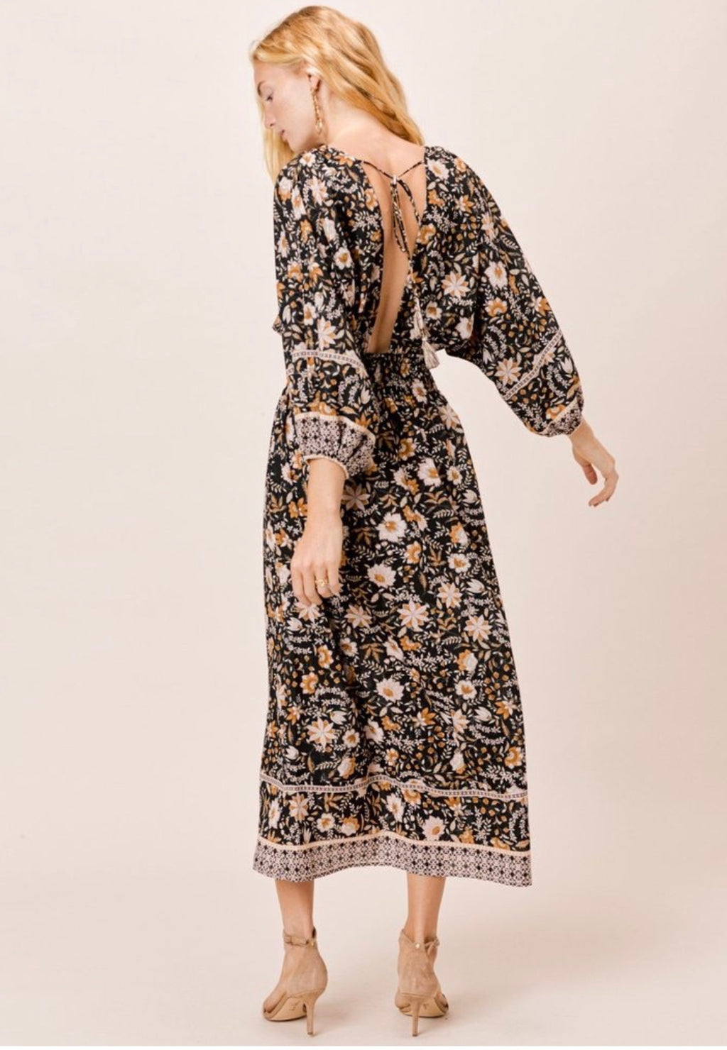 Printed Volume Sleeve
