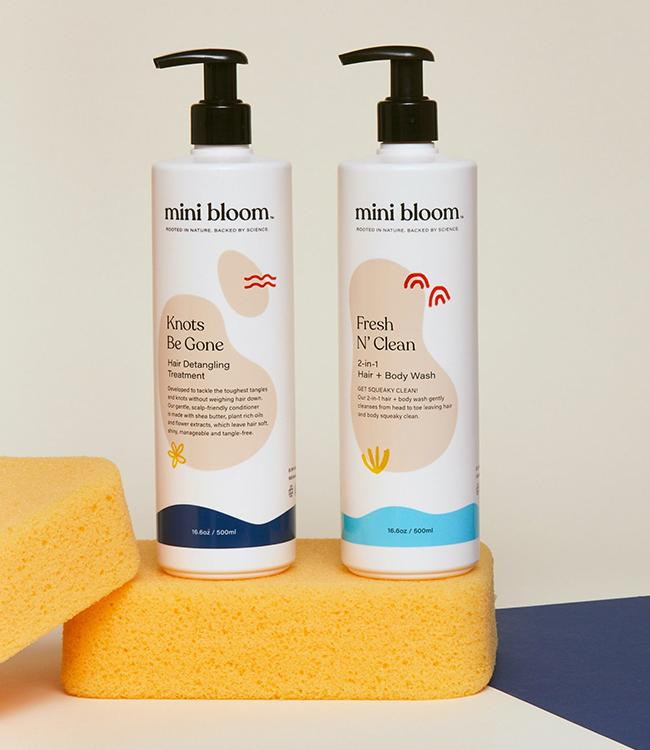 Bath Time Duo - minibloom
