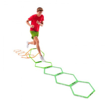 Admiral Hi Vis Hexagonal Agility Ring Set