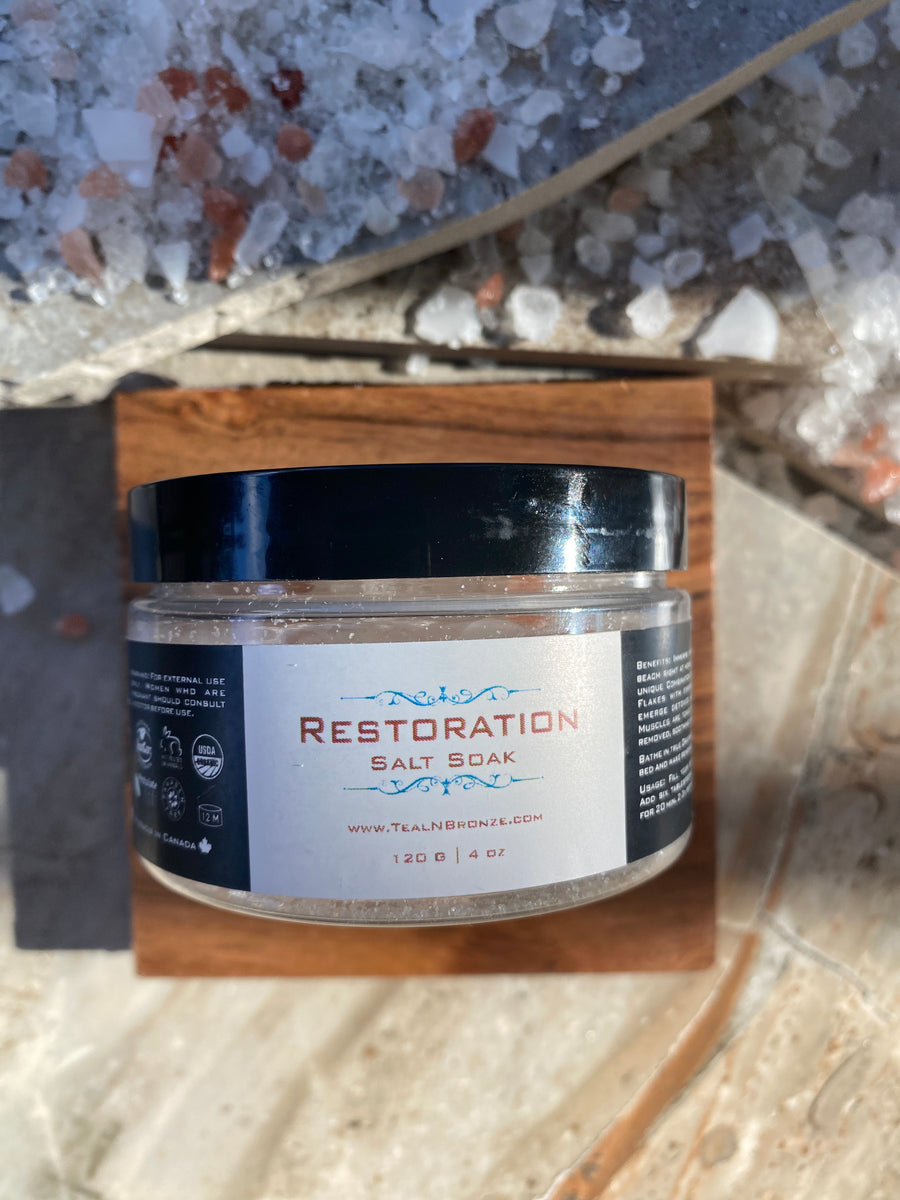 Restoration Salt Soak (S)