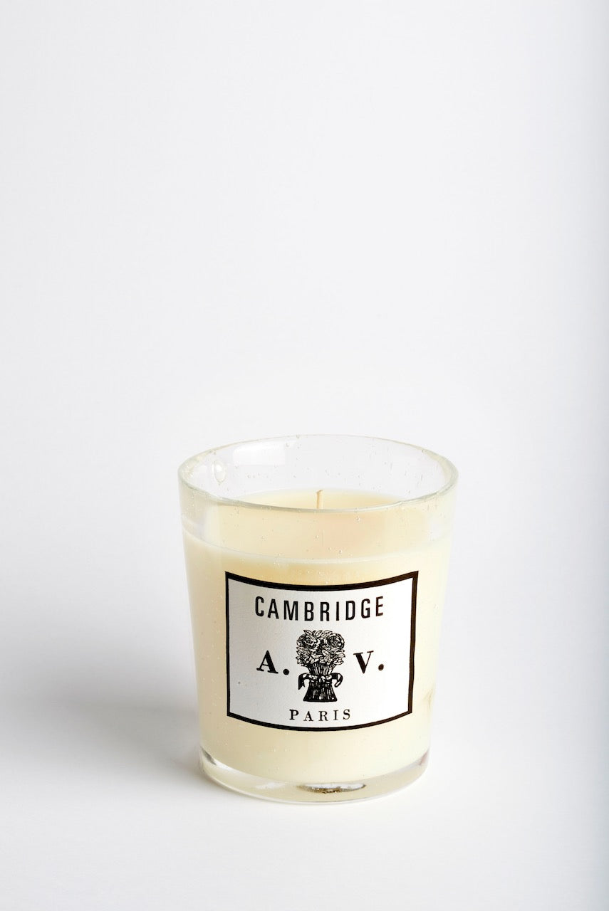 Cambridge scented candle