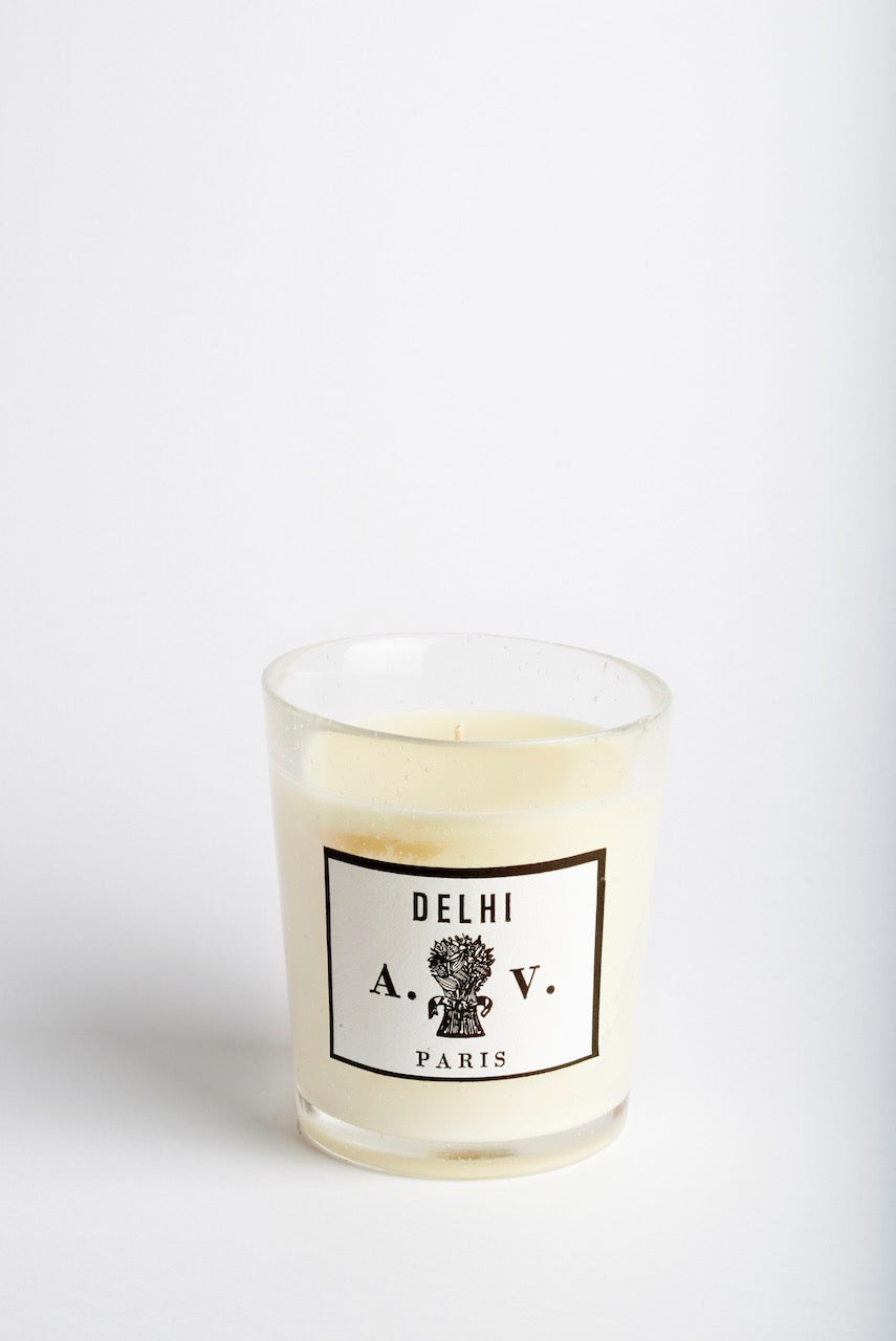 Delhi scented candle