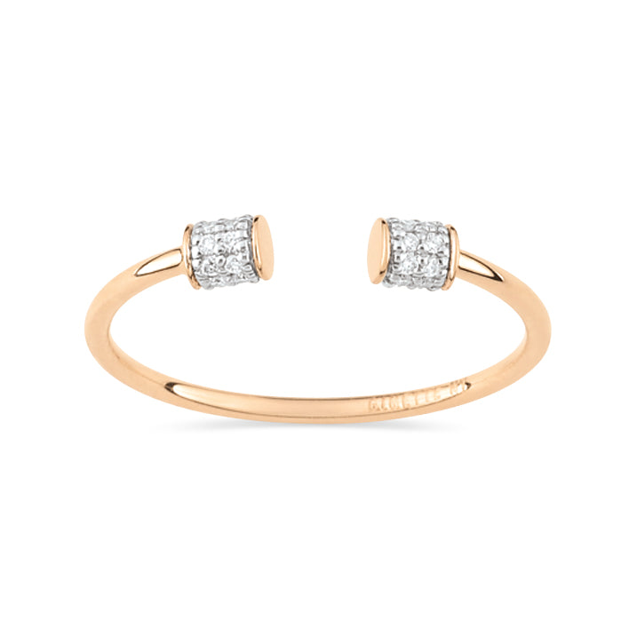 Diamond choker ring RCKD