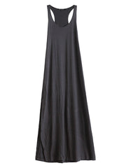Deneb Maxi Dress Dark Grey<br><font color=red><STRIKE>USD $130.00</strike></font>