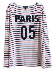 Mars Long Sleeve Paris