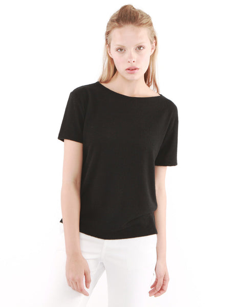 Mars Short Sleeve Real Black<br><font color=red><STRIKE>USD $73.00</strike></font>