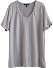 Saturn Short Sleeve Grey<br><font color=red><STRIKE>USD $64.00</strike></font>