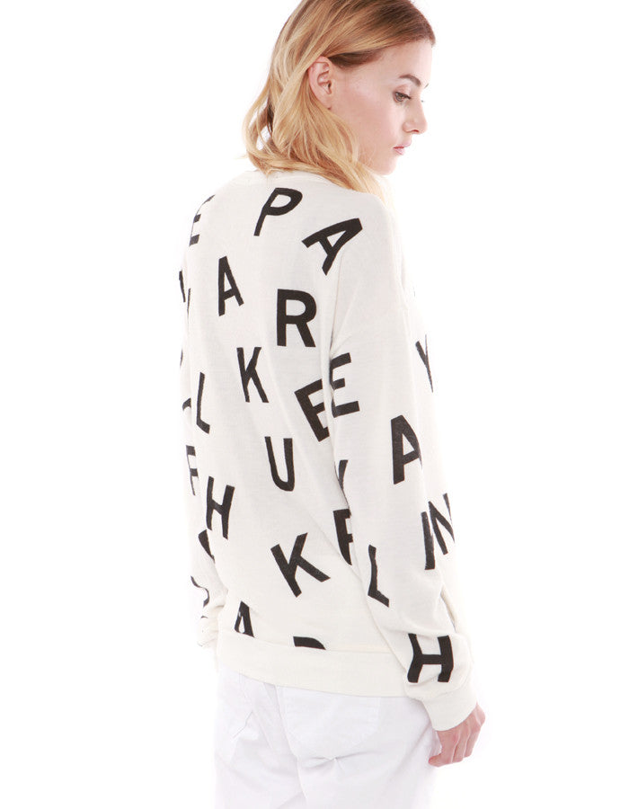 Artemis Sweatshirts Off White<br><font color=red><STRIKE>USD $116.00</strike></font>