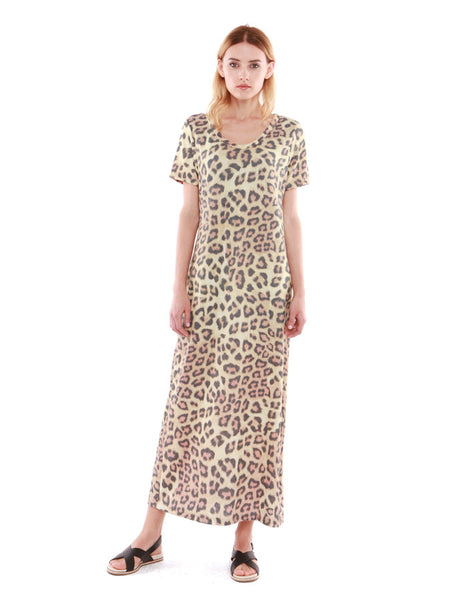 Capella Dress Leopard<br><font color=red><STRIKE>USD $152.00</strike></font>
