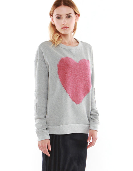 Eros Sweatshirts Grey<br><font color=red><STRIKE>USD $167.00</strike></font>