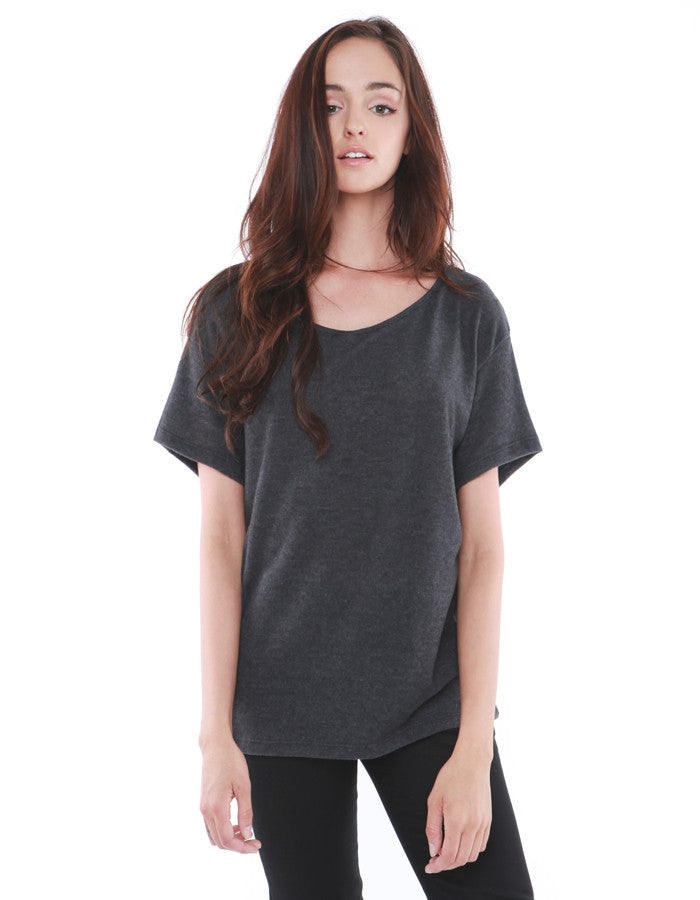 Jupiter Short Sleeve Charcoal Black<br><font color=red><STRIKE>USD $73.00</strike></font>